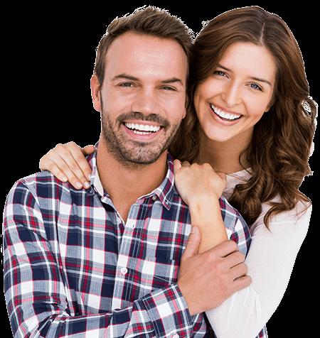 Chiropractic Clinton Township MI Happy Couple